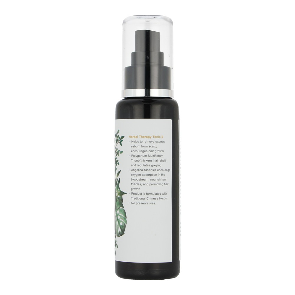 Herbal Therapy Scalp Tonic Set