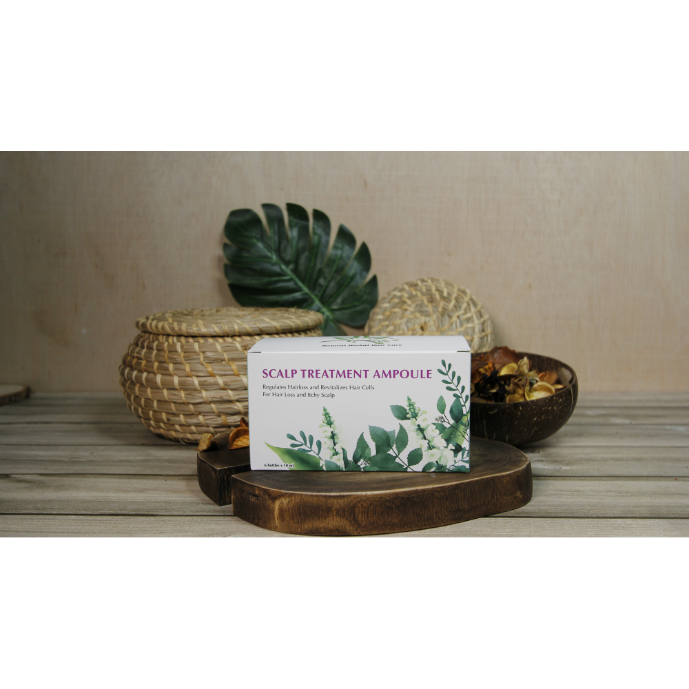 Herbal Therapy Scalp Treatment Ampoule