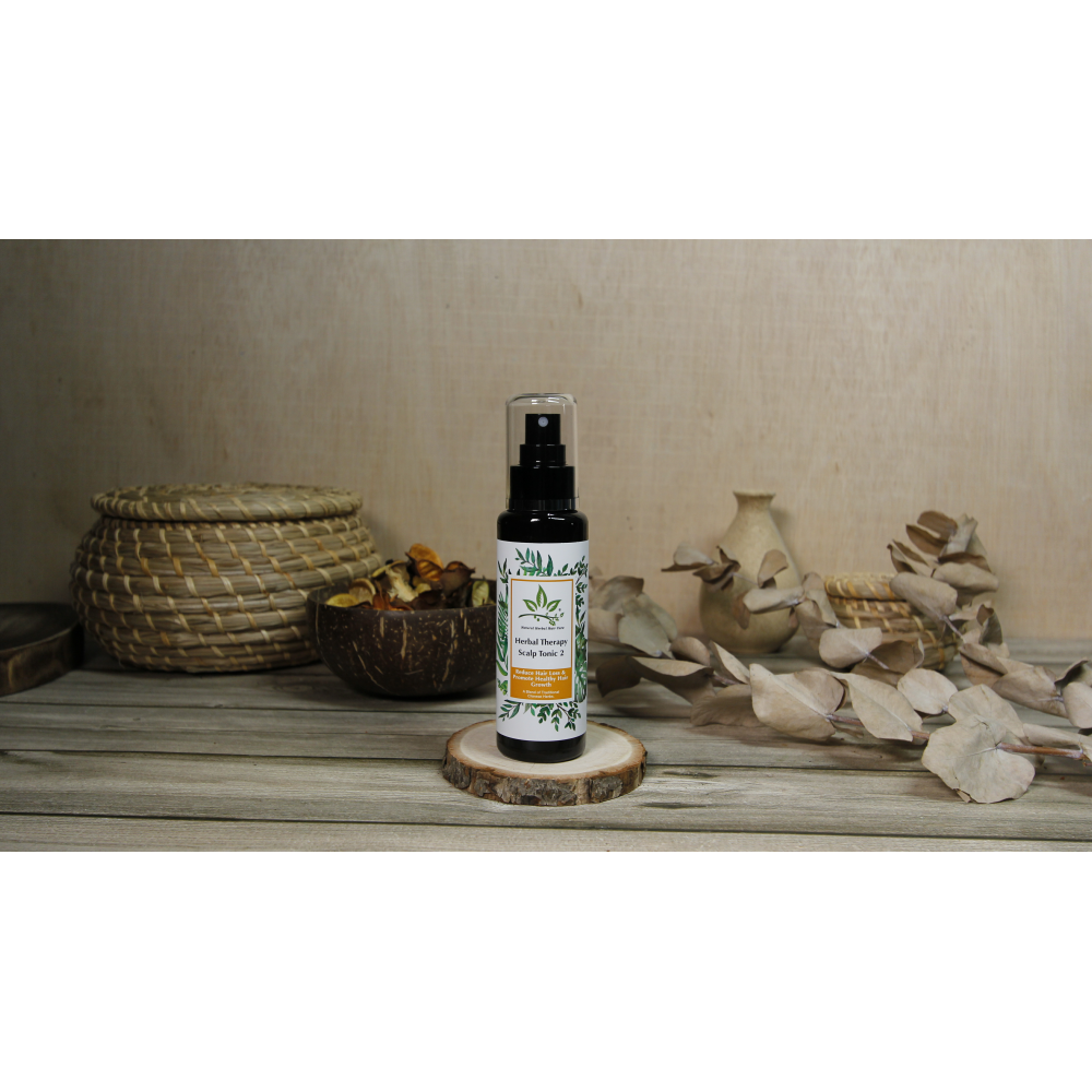 Herbal Therapy Scalp Tonic 2